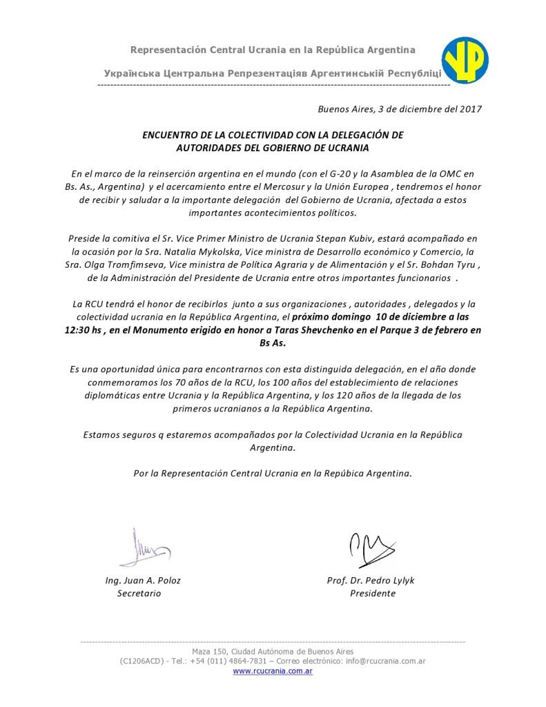 ENCUENTRO DE LA COLECTIVIDAD CON LA DELEGACIÓN DE AUTORIDADES DEL GOBIERNO DE UCRANIA-page0001